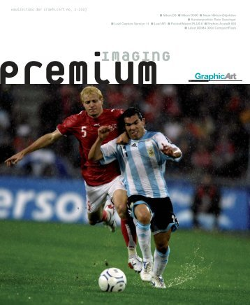 premium imaging 2-2007 | Deutsch - Graphicart AG