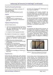 Aufbereitung und Verwertung von Kläranlagen- und Kanalsand ...