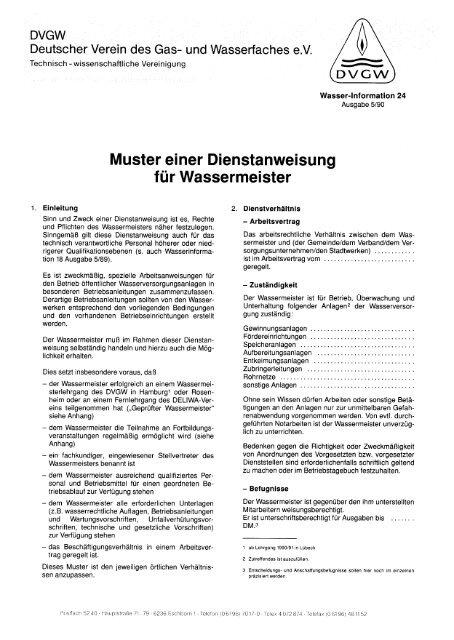 Abmahnung Missachtung Dienstanweisung Muster Zum Download 1