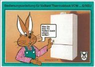 Vaillant Thermoblock VCW