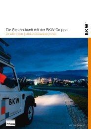Die Stromzukunft mit der BKW-Gruppe