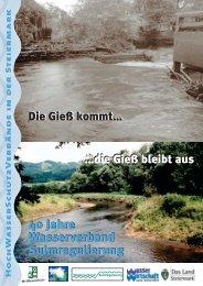 40 Jahre Wasserverband Sulmregulierung - Natura 2000 – Steiermark