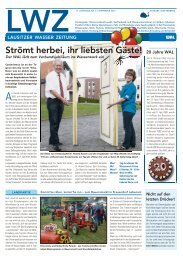Nr. 3 / September 12 - Wasserverband Lausitz