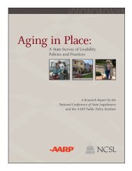 Aging in Place: