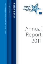 Appendix 6 - Interreg IVB North Sea Region Programme