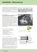 PAVADENTRO - BAUNETZ Naturbaustoffe - Seite 2