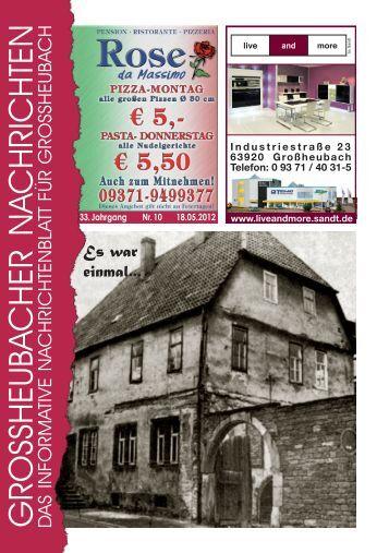 Großheubacher Nachrichten Ausgabe 10-2012 - STOPTEG Print ...