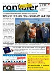 2011_44_01-12 - Regionalzeitung Rontaler AG