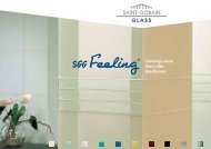 Carrelage verre Glass tiles Glasfliesen - Saint-Gobain Glass
