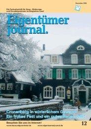Cronenberg in winterlichem Gewand! Ein frohes Fest und ein gutes ...