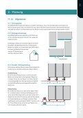 TECHNISCHE PRODUKT- UND MONTAGEINFORMATION - SANHA - Seite 5
