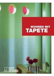 Wohnen mit Tapete - tapetenforum