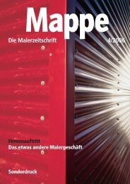 Mappe - bei der René Seger GmbH