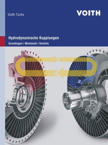 Hydrodynamische Kupplungen Grundlagen   Merkmale - Voith Turbo