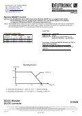 geregelter DC/DC Wandler - Deutronic Elektronik GmbH - Page 4