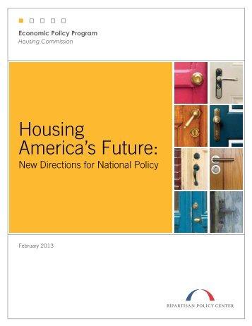 Housing America's Future: