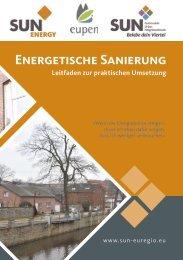 Energetische Sanierung Leitfaden zur praktischen - Stadt Eupen