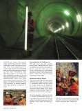 Yapımı 25 yıl önce planlanan dünyanın en uzun demiryolu tüneli olan - Page 4