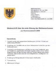 Sitzungsdatum: 24. Juni Eüütl - Digistadtdo