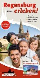 Regensburg Card - PR-Faust