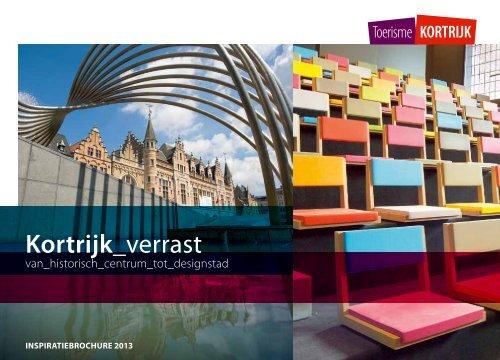Inspiratiebrochure 2013 - Stad Kortrijk