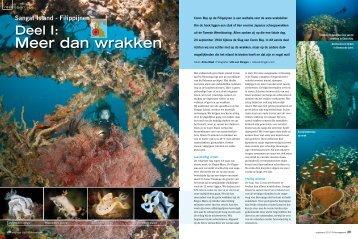 Meer dan wrakken - Sangat Island Reserve