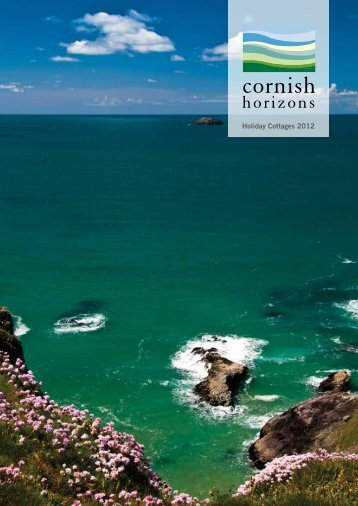 view or print a 2012 brochure - Cornish Horizons