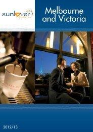 2012-13Melbourne & Victoria - Sunlover Holidays