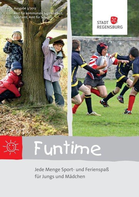 Funtime 3_2012.pdf - kommunale Jugendarbeit