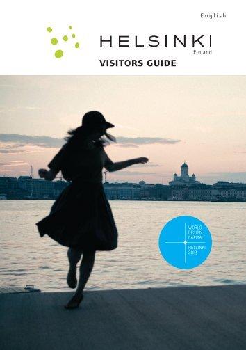 VISITORS GUIDE - Visit Helsinki