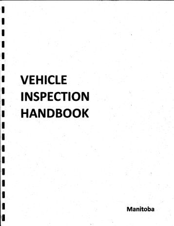 CDL PRE-TRIP VEHICLE INSPECTION MEMORY AID