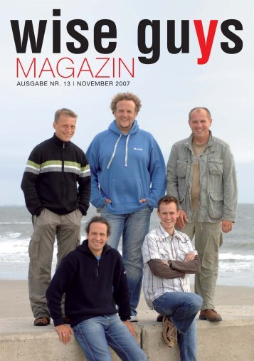 MAGAZIN - Wise Guys