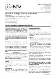 Anleitung DS3/12 - des RfB
