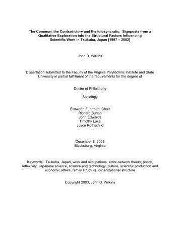 university of virginia dissertations The graduate school of arts & sciences thesis submission and graduation gsasregistrar@virginiaedu 434-924-6741.