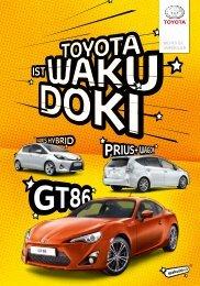 iQ Waku Doki - Toyota