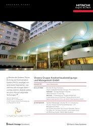 Vinzenz Gruppe Krankenhausbeteiligungs- und Management GmbH