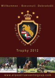 07 Oktober 2012 - Alpe Adria Eventing Cup