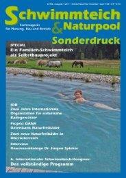 Sonderdruck - Garten