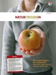 NATURFREUNDiN - NaturFreunde Deutschlands