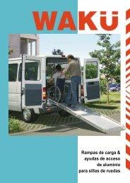Ayudas de acceso para sillas de ruedas - Interempresas