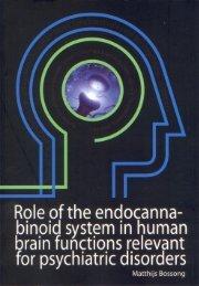Role of the endocannabinoid system in humanbrain ... - TI Pharma