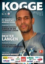 Werder - FC Hansa Rostock