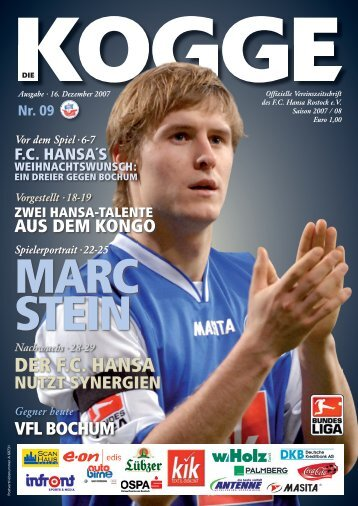 VfL - FC Hansa Rostock