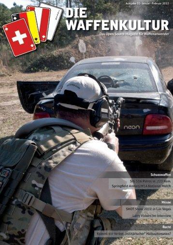 Die Waffenkultur - Ausgabe 02