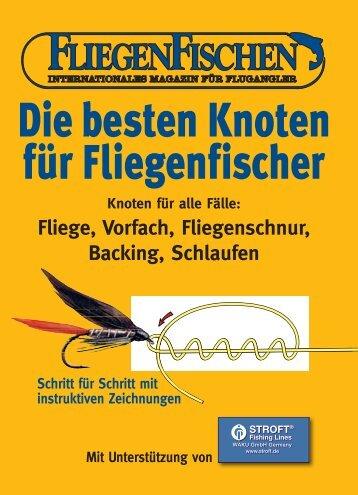 Fliege, Vorfach, Fliegenschnur, Backing, Schlaufen - STROFT ...