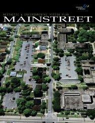 AEVP Mainstreet - Green Corridor