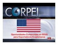 Oportunidades Comerciales en EEUU para Exportadores ...