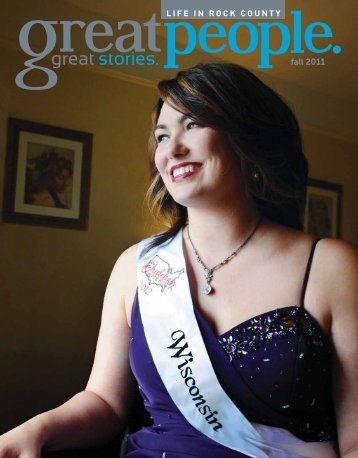 Volume 1, Issue 3 - Fall 2011 - GPGS Magazine