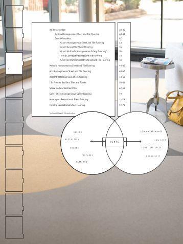 3 iQ™ Construction 38-39 Optima Homogeneous ... - Johnsonite