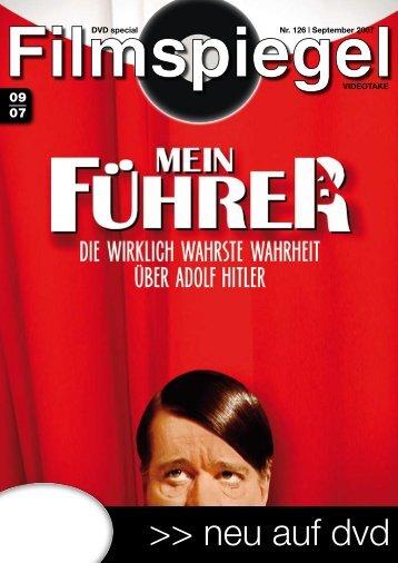 neu auf dvd - DVDFilmspiegel